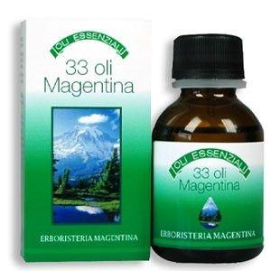 33 Oli Essenziali Erboristeria Magentina
