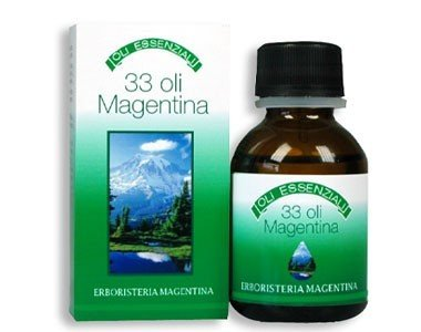 33 Oli Essenziali di Erboristeria Magentina