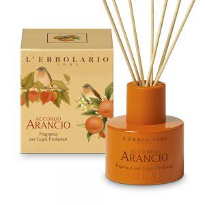 Accordo Arancio Fragranza per Legni Profumati Erbolario
