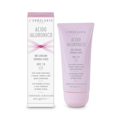 Acido Ialuronico BB Cream Viso Erbolario