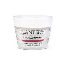 Acido Ialuronico Crema Viso Antirughe Planter's