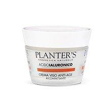 Acido Ialuronico Crema Viso Ricompattante Tonificante Planter's
