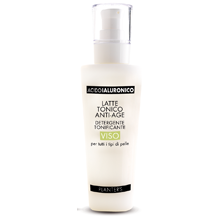 Acido Ialuronico Latte Tonico Anti-Age Planter's