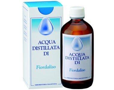 Acqua Distillata Fiordaliso Erboristeria Magentina