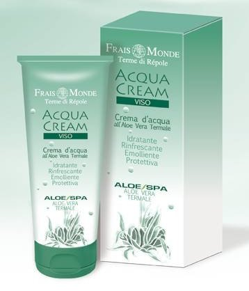 Acqua Cream Viso Aloe Vera Termale Frais Monde