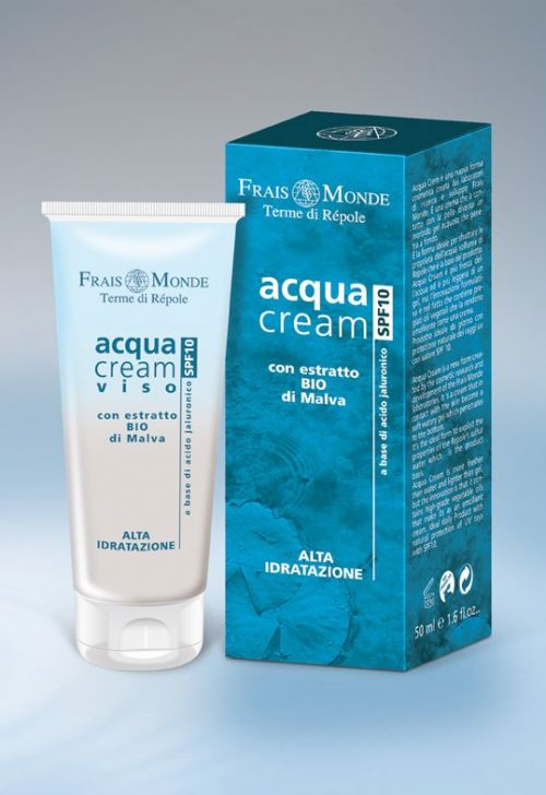 Acqua Cream Viso Alta Idratazione Frais Monde