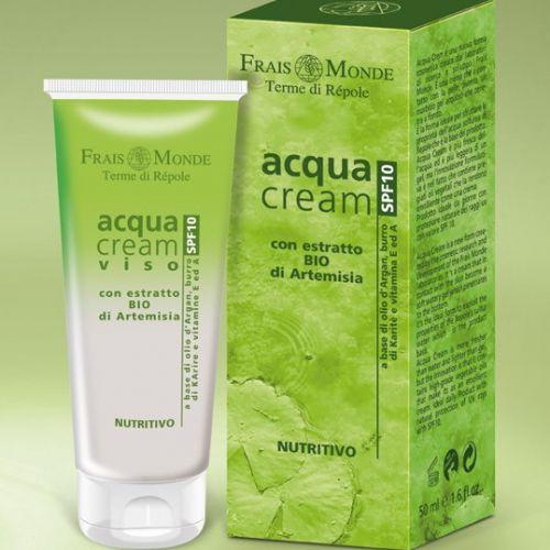 Acqua Cream Viso Nutritiva Frais Monde