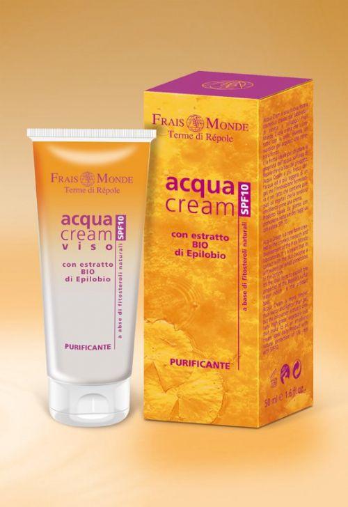 Acqua Cream Viso Purificante Frais Monde