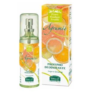 Agrumèe Profumo Deodorante Helan