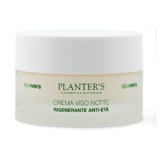 Aloe Vera Crema Viso Notte Planter's