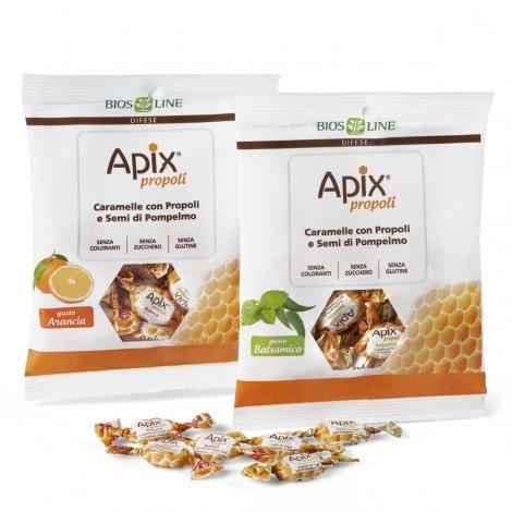 Apix Propoli Caramelle Arancia Bios Line