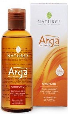 Argà Oro Puro Olio Shampoo Nature's