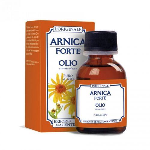 Arnica Forte Olio Puro Erboristeria Magentina