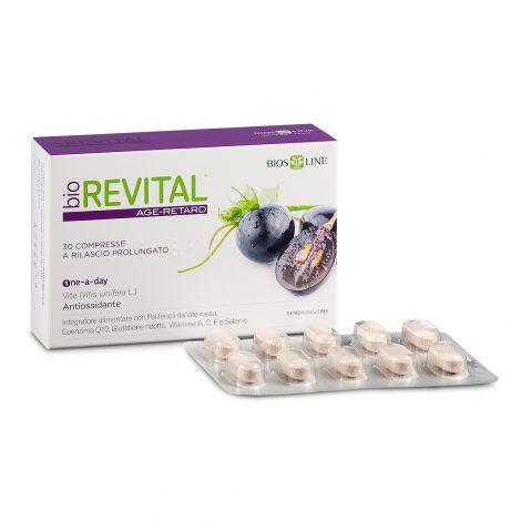 BioRevital Age-Retard Antiossidante di Bios Line