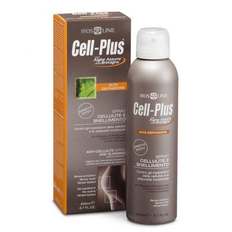 Cell-Plus Alta Definizione Spray Cellulite Snellimento di Bios Line