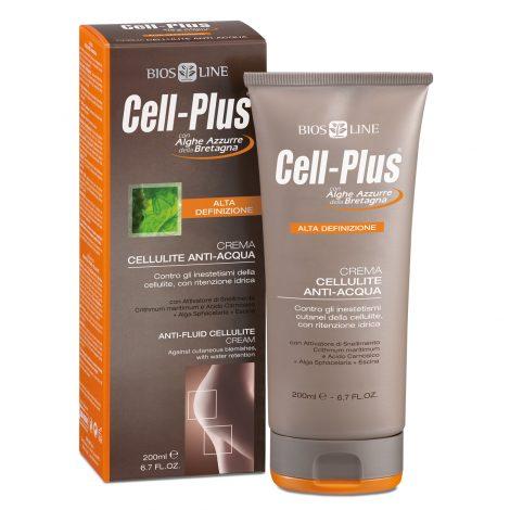 Cell-Plus Alta Definizione Crema Cellulite Anti-Acqua di Bios Line