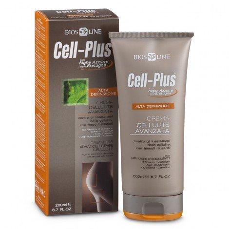 Cell-Plus Alta Definizione Crema Cellulite Avanzata di Bios Line