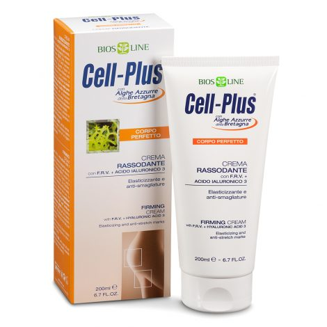 Cell-Plus Crema Rassodante di Bios Line