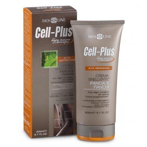 Cell-Plus Alta Definizione Crema Snellente Pancia Fianchi di Bios Line