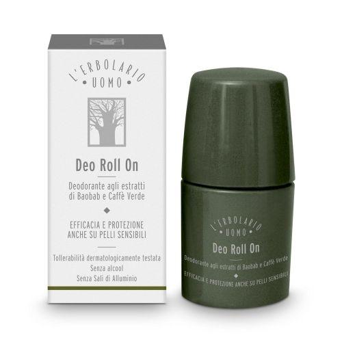 Erbolario Uomo Deodorante Roll On di Erbolario