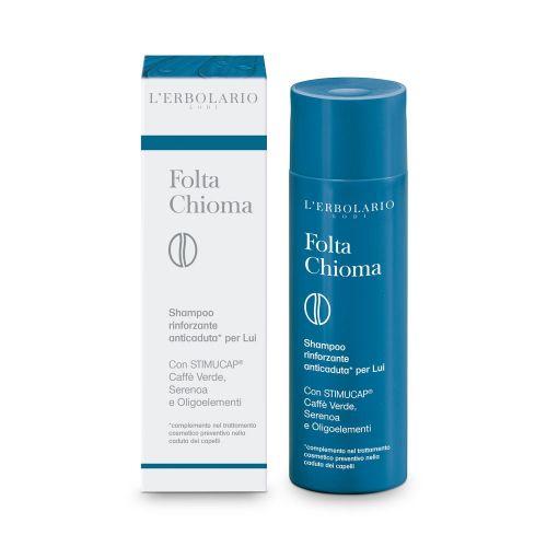 Folta Chioma Shampoo Anticaduta Uomo di Erbolario