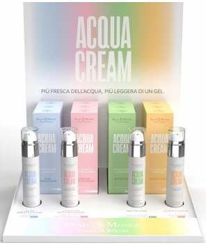 acqua cream crema viso frais ,monde