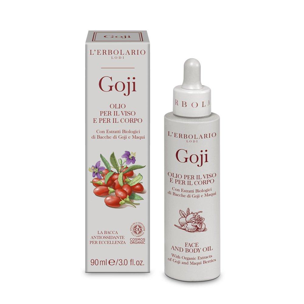Acqua Profumata Rinfrescante Goji
