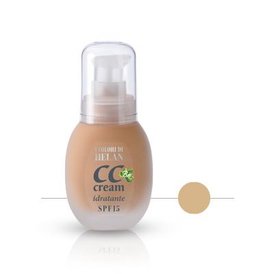 CC Cream Idratante Riso