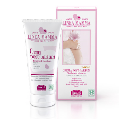 Linea Mamma Crema Corpo Postpartum di Helan