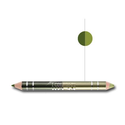 Matitone Duo Occhi Giada - Verde Muschio di Helan 82K2