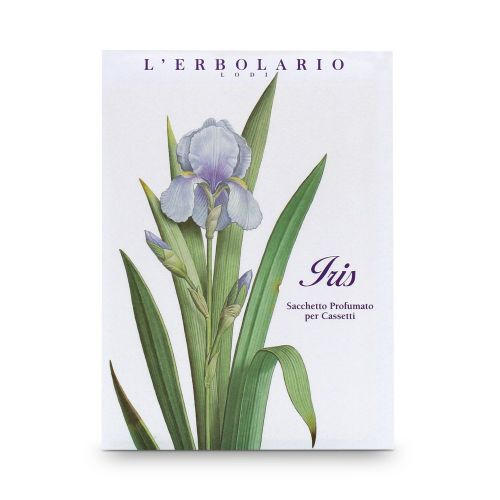 Iris Sacchetto Profumato per Cassetti di Erbolario