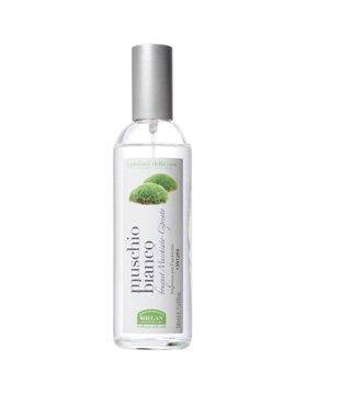 Muschio Bianco Fragranza Ambiente Spray di Helan