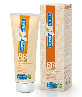 Monoi de Tahiti BB Cream Protezione Media di Helan