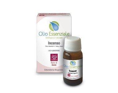 Olio Essenziale Incenso di Erboristeria Magentina