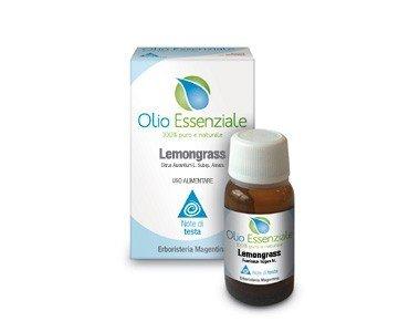 Olio Essenziale Lemongrass di Erboristeria Magentina