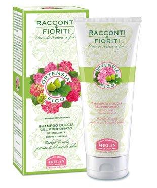 Ortensia e Fico Shampoo Doccia Gel di Helan