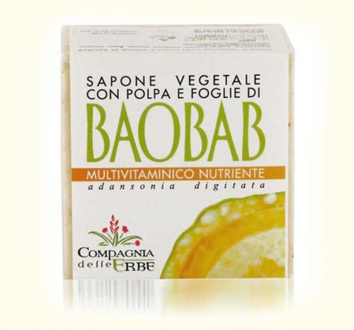 Sapone Baobab 300gr Compagnia delle Erbe