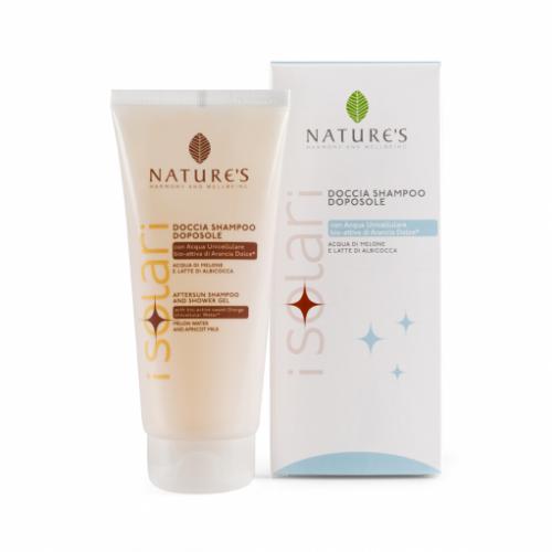 I Solari Doccia Shampoo Doposole Nature's