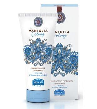 Vaniglia Oolong Shampoo Doccia di Helan