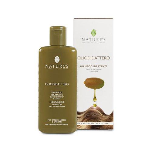 Olio Dattero Shampoo Idratante Nature's