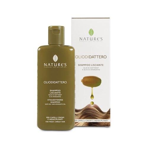 Olio Dattero Shampoo Lisciante Nature's