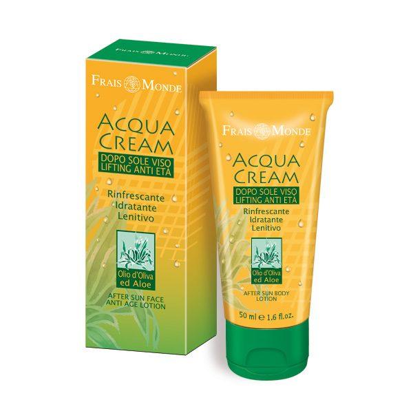 Solari Acqua Cream Doposole Viso Lifting Anti Età