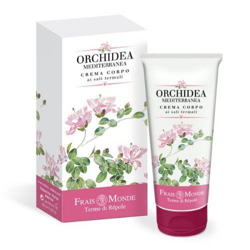 Orchidea Mediterranea Crema Corpo Frais Monde
