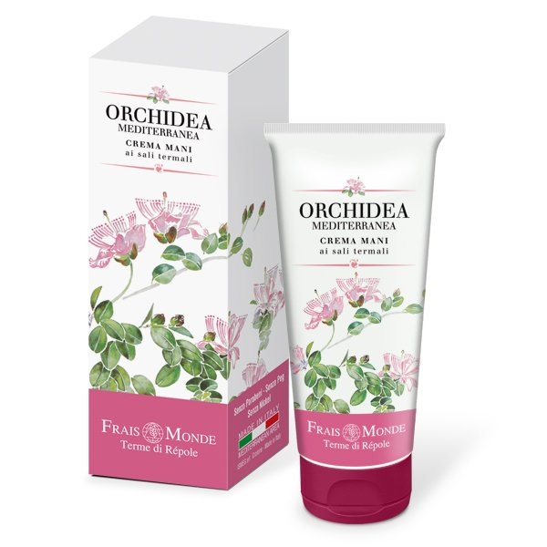 Orchidea Mediterranea Crema Mani Frais Monde
