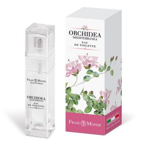 Orchidea Mediterranea Eau de Toilette Frais Monde