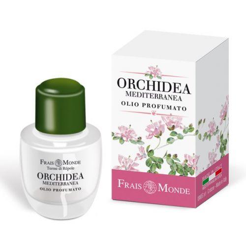 Orchidea Mediterranea Olio Profumato Frais Monde
