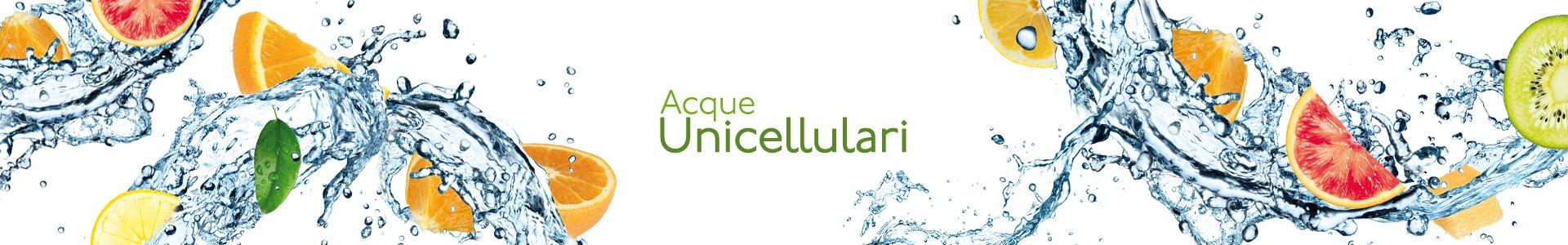 Acqua Unicellulare linee viso Nature's