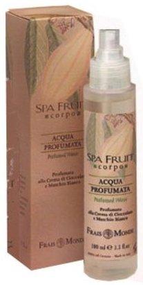 Acqua Spray Cioccolato e Muschio Bianco Spa Fruit Frais Monde