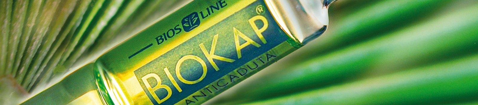 Biokap Anticaduta Capelli Bios Line