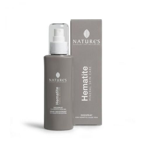 Deodorante Spray Hematite di Nature's